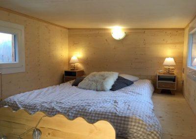 Chambre & mezzanine